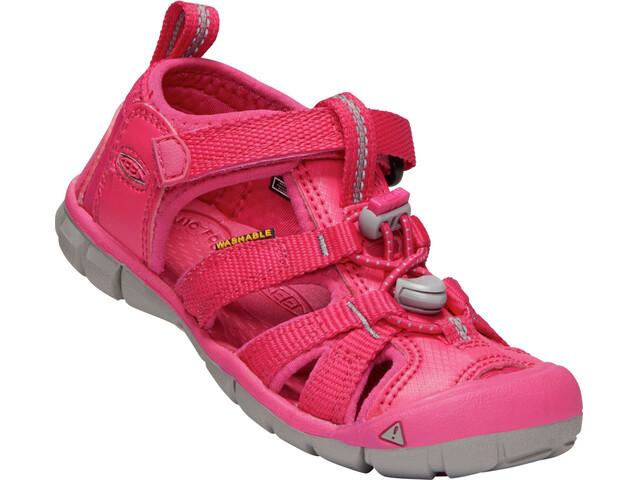 Keen Seacamp II CNX Sandals Children Hot Pink